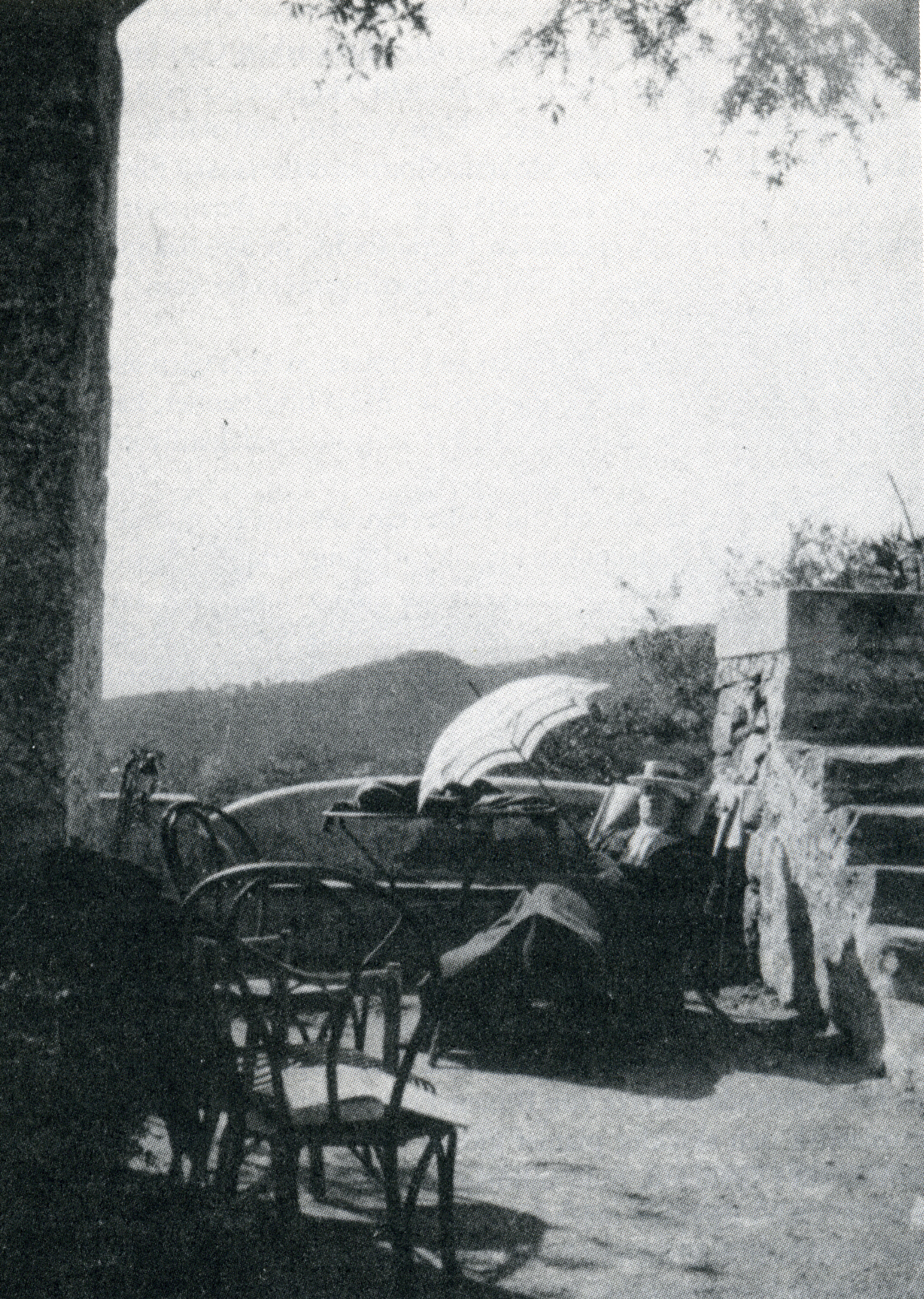 Queen Victoria resting in the sun at Capri