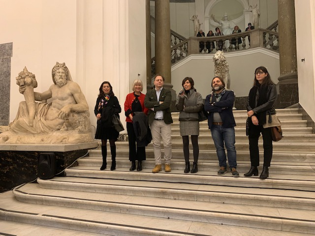 New agreement of cooperation between Villa San Michele and the Archeological Museum of Naples