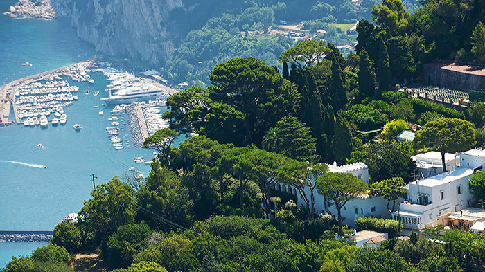 Villan vid San Michele